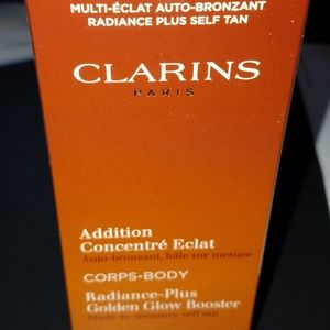 Clarins Radiance-Plus Gold Glow Booster 1 Oz